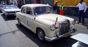 1962年奔驰车190系列190d 库存照片