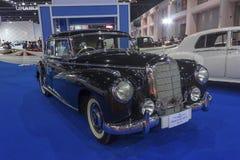 奔驰车300 1955年汽车 免版税库存图片