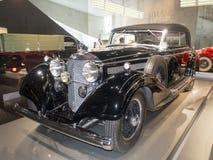 1937年奔驰车770 免版税库存照片