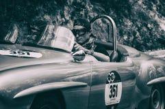 奔驰车190 SL 1955年 免版税图库摄影