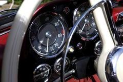 奔驰车190 SL 库存图片