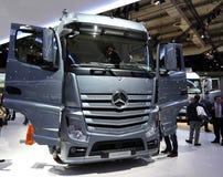 奔驰车Actros 2651 LS 免版税图库摄影