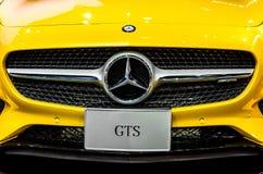 奔驰车GTS 库存图片