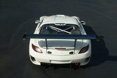 2014年奔驰车SLS AMG GT3 图库摄影