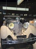 1930年奔驰车Typ SS 图库摄影
