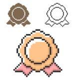 奖映象点象在三个变形的 皇族释放例证