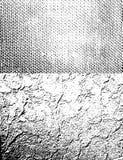 套两不同难看的东西黑白纹理 您的设计的普遍背景 EPS10 库存图片