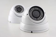 套安全监控相机 图库摄影
