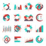 套infographics图和图您的 免版税图库摄影