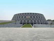 奠边府历史博物馆,越南 库存照片