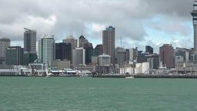 奥克兰地平线,新西兰 股票视频