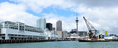 奥克兰地平线-新西兰 库存图片