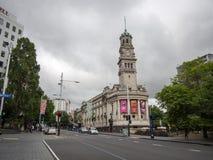 奥克兰城镇厅,新西兰 库存图片