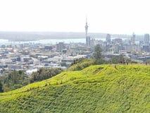 奥克兰市新西兰 免版税图库摄影
