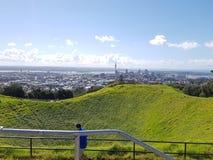 奥克兰市新西兰 图库摄影