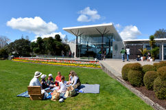奥克兰植物园-新西兰 免版税库存照片