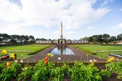 奥克兰纪念碑 免版税库存照片