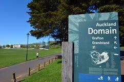 奥克兰领域-新西兰 免版税库存图片