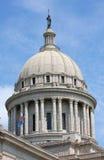 奥克拉荷马市状态国会大厦 免版税图库摄影