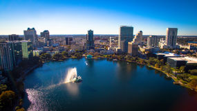 奥兰多佛罗里达 免版税库存照片