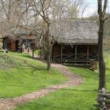 奥利佛史东米勒宅基,南方公园宾夕法尼亚 库存图片