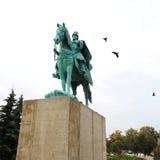 奥勒尔号,俄罗斯- 2016年10月, 01日:首先在俄罗斯伊冯Terri 免版税库存照片