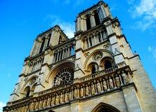 奥古斯丁教会巴黎圣徒 库存照片