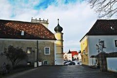 奥地利修道院 库存图片