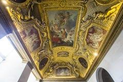 奥地利公寓的安妮,天窗,巴黎,法国 免版税库存照片