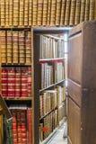 奥地利国立图书馆在维也纳 库存图片