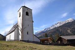 奥地利教会 库存图片
