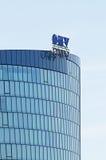 奥地利油和煤气公司OMV 库存图片