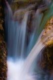 奥地利瀑布 库存图片