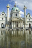 奥地利维也纳 库存照片
