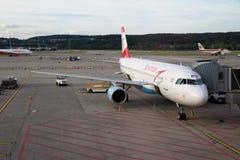 奥地利航空公司 库存照片