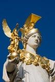 奥地利议会维也纳 免版税库存图片