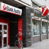 奥地利银行 免版税库存图片