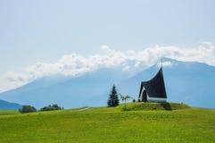 奥地利风景与 图库摄影