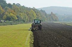 奥地利,农业 图库摄影