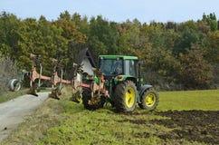 奥地利,农业 免版税图库摄影