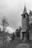奥地利,坦海姆,教堂 免版税库存图片