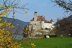 奥地利,多瑙河谷 免版税库存照片