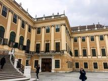 奥地利,维也纳 免版税库存图片