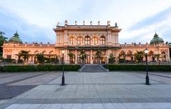 奥地利,维也纳- 2016年5月14日:在博物馆的看法 免版税库存图片