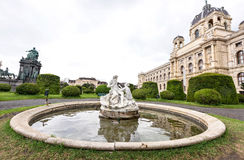 奥地利,维也纳- 2016年5月14日:照片视图 免版税库存图片
