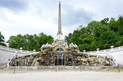 奥地利,维也纳- 2016年5月14日:照片视图 免版税图库摄影
