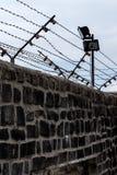 奥地利, mauthausen集中营 图库摄影