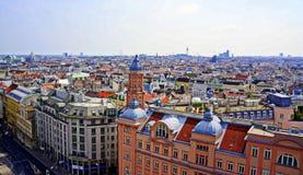 奥地利维也纳 免版税图库摄影
