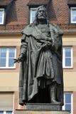 奥尔布雷克特Durer纪念碑在纽伦堡 库存图片