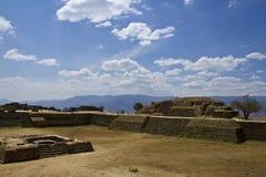 奥尔本・墨西哥monte oaxaca 库存照片